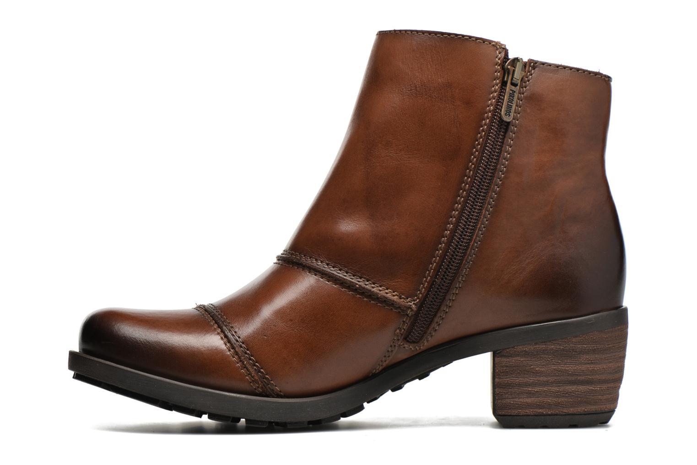 Bottines et boots Pikolinos LE MANS 838-8714 Marron vue face
