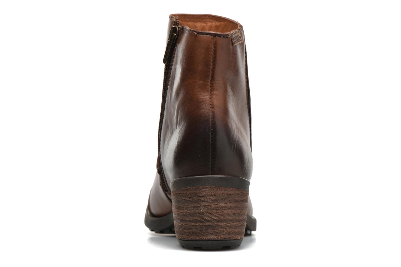 Bottines et boots Pikolinos LE MANS 838-8714 Marron vue droite
