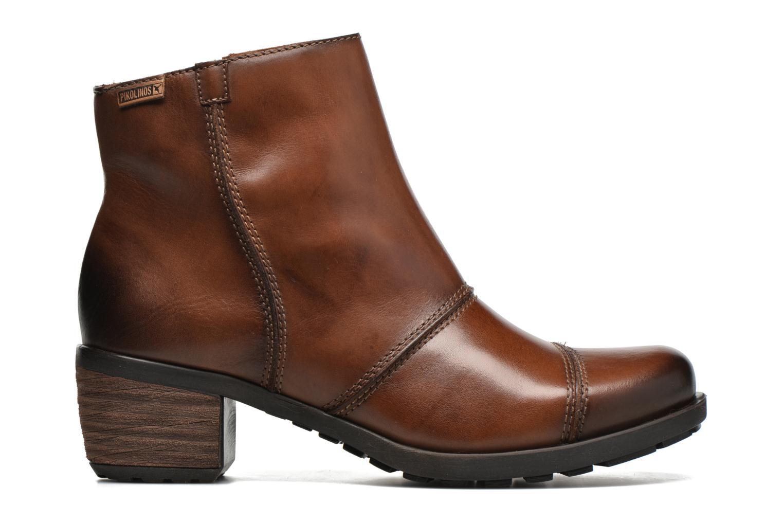 Bottines et boots Pikolinos LE MANS 838-8714 Marron vue derrière