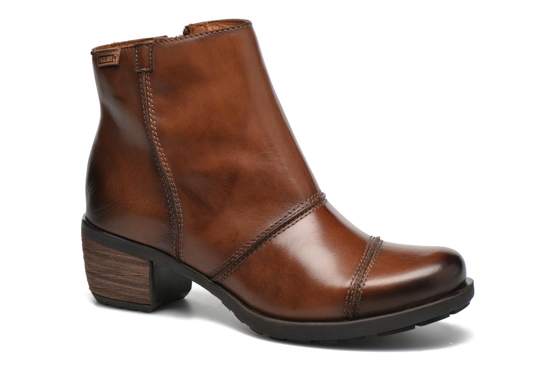 Bottines et boots Pikolinos LE MANS 838-8714 Marron vue détail/paire