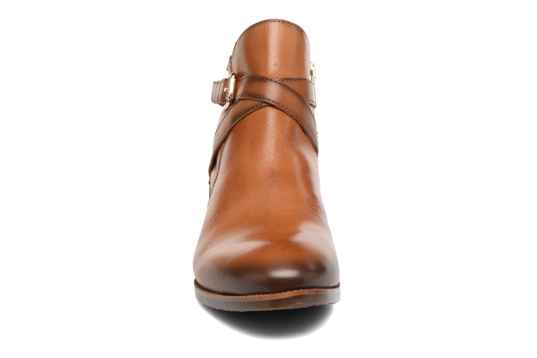 Boots en enkellaarsjes Pikolinos ROYAL W4D-8614 Bruin model