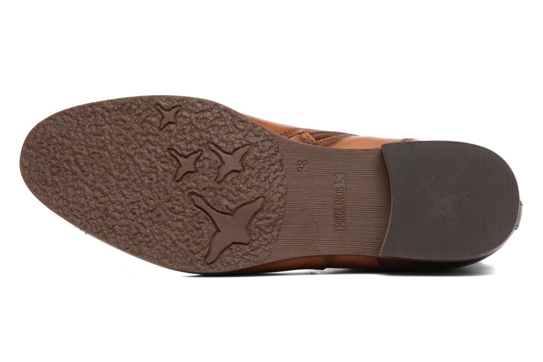 Boots en enkellaarsjes Pikolinos ROYAL W4D-8614 Bruin boven