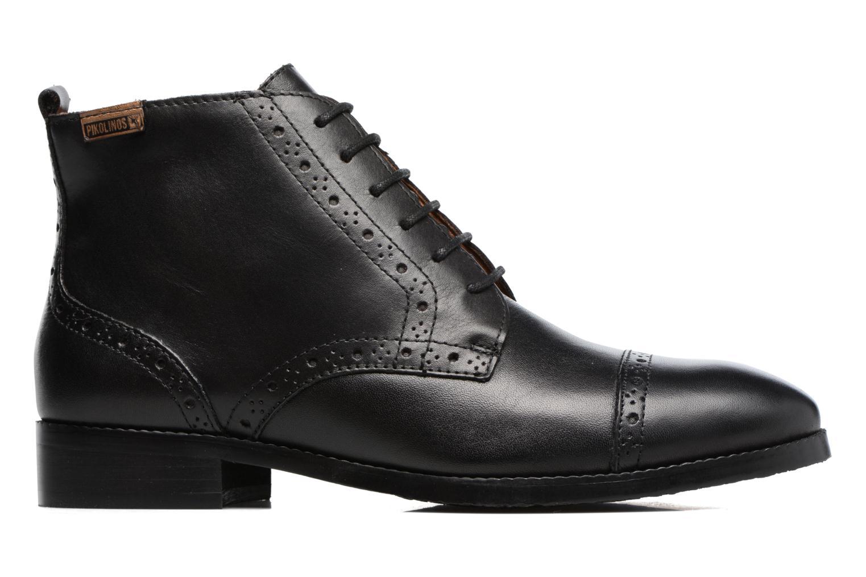 Bottines et boots Pikolinos Royal W4D-8717 Noir vue derrière
