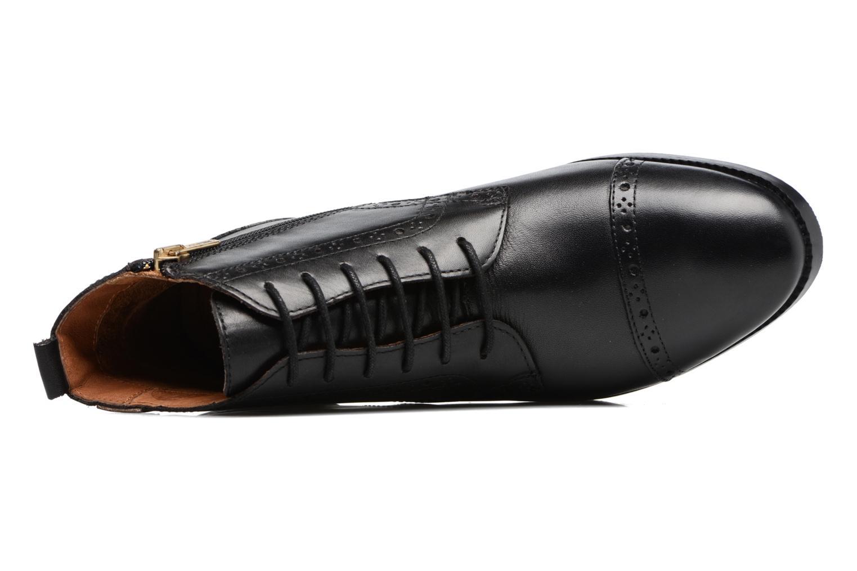 Bottines et boots Pikolinos Royal W4D-8717 Noir vue gauche