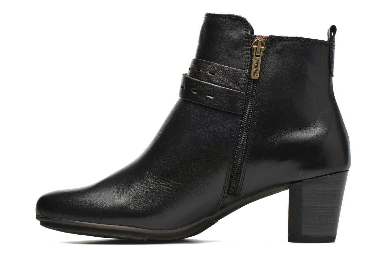 Bottines et boots Pikolinos SEGOVIA W1J-8795 Noir vue face