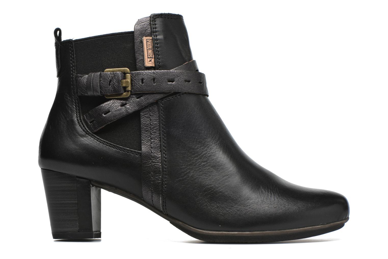 Bottines et boots Pikolinos SEGOVIA W1J-8795 Noir vue derrière