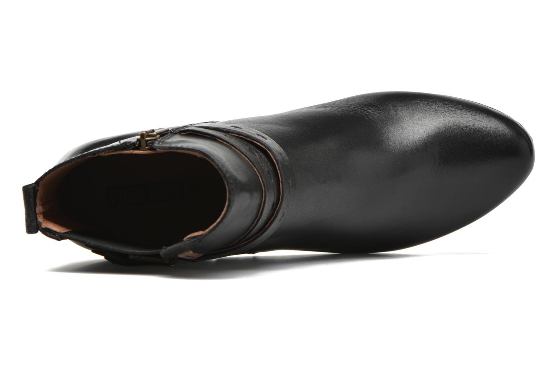 Bottines et boots Pikolinos SEGOVIA W1J-8795 Noir vue gauche