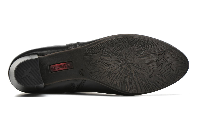 Bottines et boots Pikolinos SEGOVIA W1J-8795 Noir vue haut