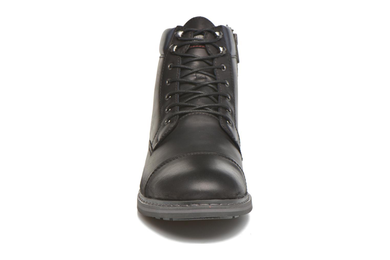 Bottines et boots Pikolinos CACERES M9E-8104SP Noir vue portées chaussures