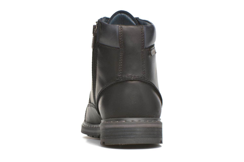 Boots en enkellaarsjes Pikolinos CACERES M9E-8104SP Zwart rechts
