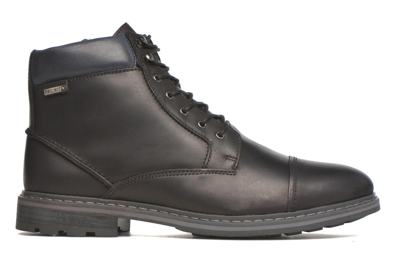 Boots en enkellaarsjes Pikolinos CACERES M9E-8104SP Zwart achterkant