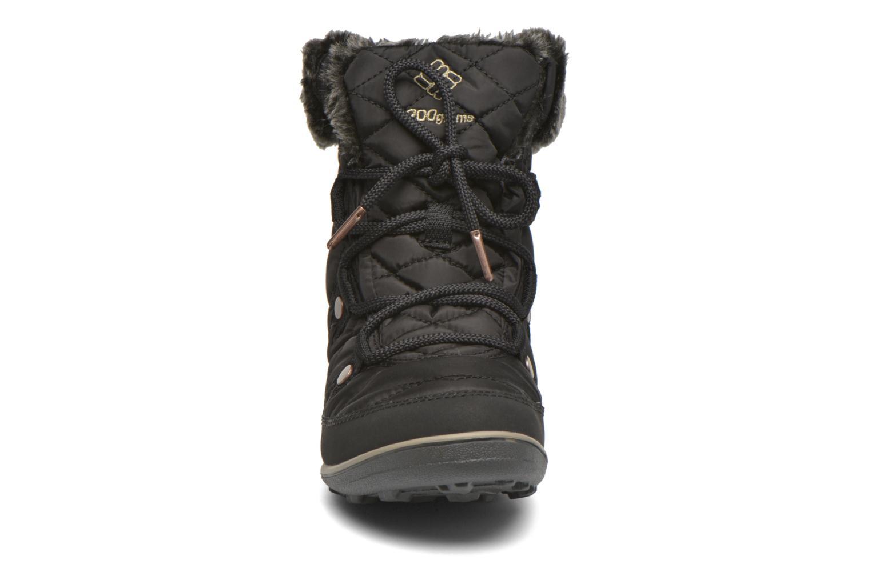 Chaussures de sport Columbia Heavenly Shorty Omni-Heat Noir vue portées chaussures
