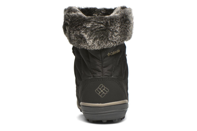 Chaussures de sport Columbia Heavenly Shorty Omni-Heat Noir vue droite
