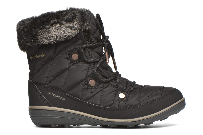 Chaussures de sport Columbia Heavenly Shorty Omni-Heat Noir vue derrière