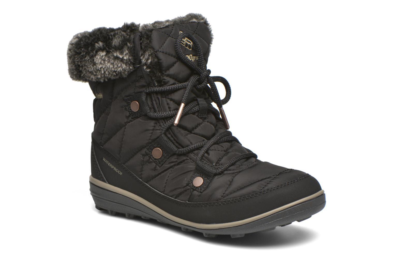 Chaussures de sport Columbia Heavenly Shorty Omni-Heat Noir vue détail/paire