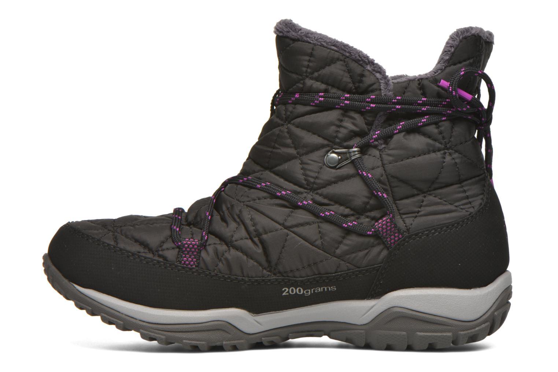 Chaussures de sport Columbia Loveland Shorty Omni-Heat Noir vue face