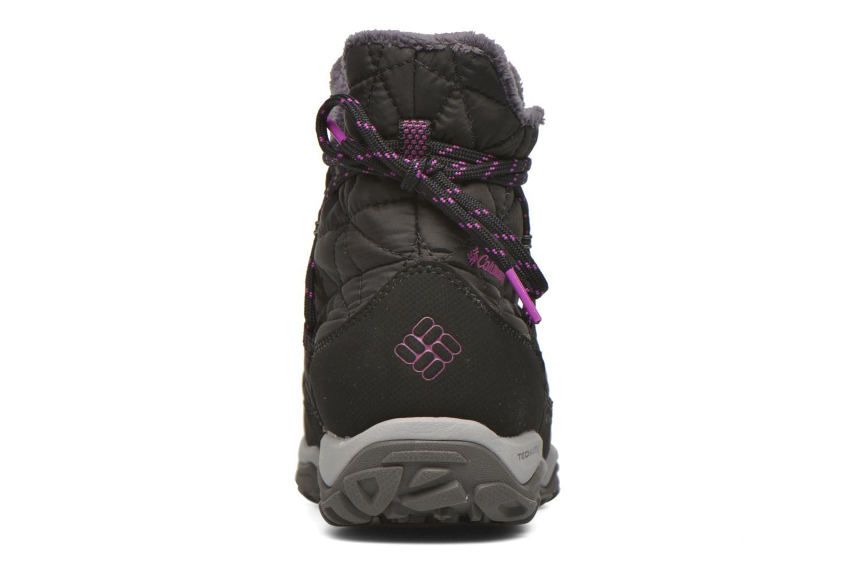 Chaussures de sport Columbia Loveland Shorty Omni-Heat Noir vue droite
