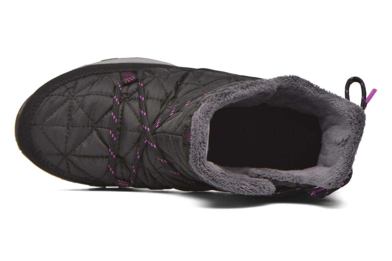 Chaussures de sport Columbia Loveland Shorty Omni-Heat Noir vue gauche