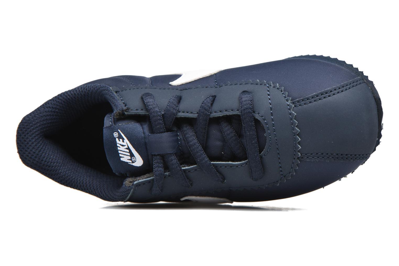 Nike Cortez Nylon (Ps) ObsidianWhite