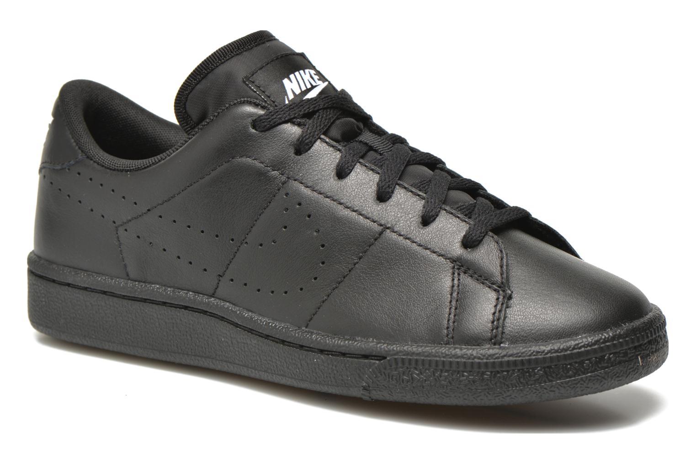 Baskets Nike Nike Tennis Classic Prm (Gs) Noir vue détail/paire