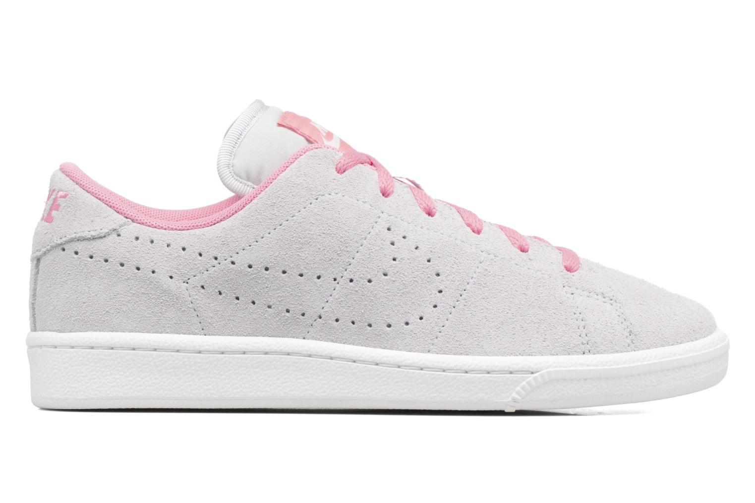 Nike Tennis Classic Prm (Gs) Pure Platinum/Pure Platinum-Bright Melon