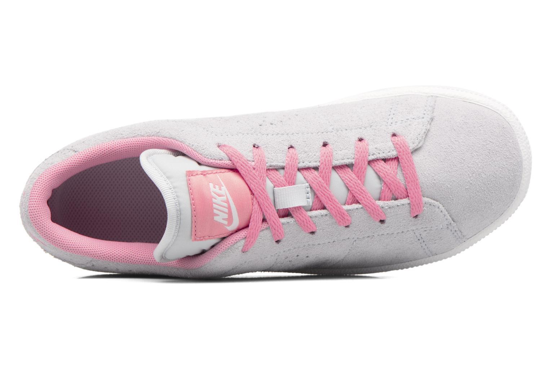 Nike Tennis Classic Prm (Gs) Pure Platinum/Pure Platinum-Bright Melon