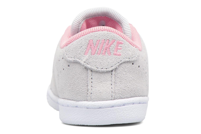 Baskets Nike Nike Tennis Classic Prm (Td) Gris vue droite