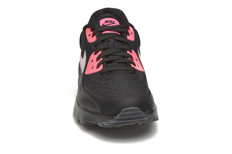 Baskets Nike Nike Air Max 90 Ultra Se (Gs) Noir vue portées chaussures