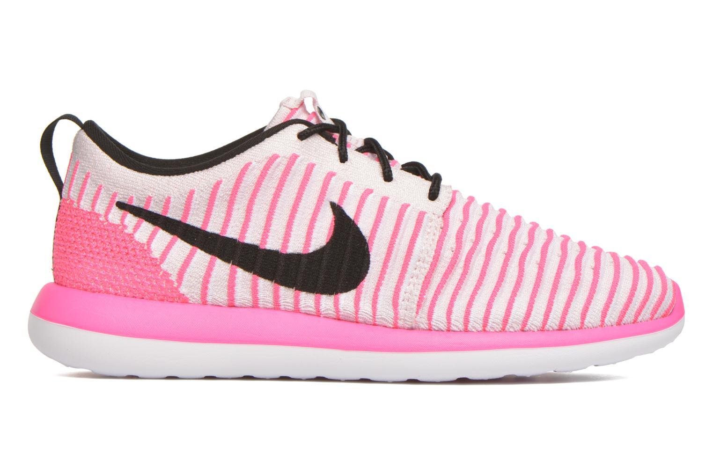 Nike Roshe Two Flyknit (Gs) Pearl PinkBlk-Pnk Blst-White