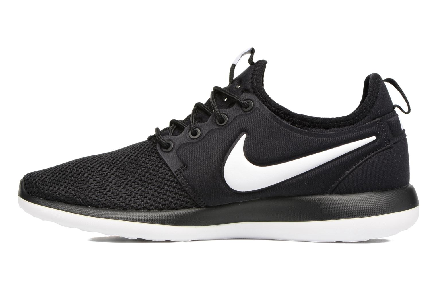 Baskets Nike Nike Roshe Two (Gs) Noir vue face