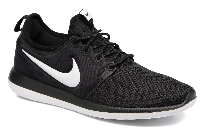 Dark Obsidian/Hyper Cobalt-Wolf Grey Nike Nike Roshe Two (Gs) (Bleu)