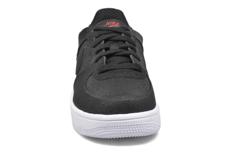 Baskets Nike Air Force 1 Ultraforce PRM GS Noir vue portées chaussures