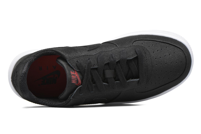 Baskets Nike Air Force 1 Ultraforce PRM GS Noir vue gauche