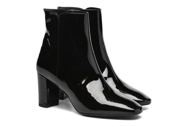 Bottines et boots L.K. Bennett ROBBIE Noir vue 3/4