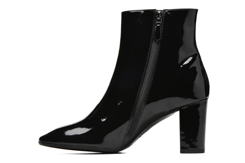 Bottines et boots L.K. Bennett ROBBIE Noir vue face