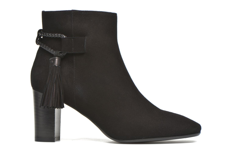 Bottines et boots L.K. Bennett CHARLOTTE Noir vue derrière