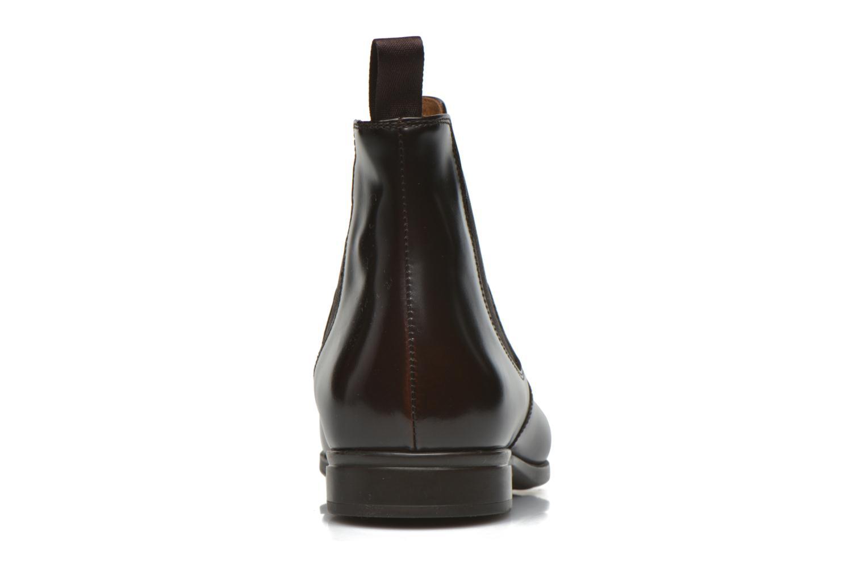 Bottines et boots Doucal's Omar Vichy High Marron vue droite