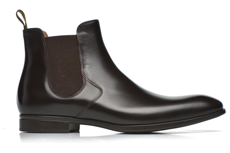 Bottines et boots Doucal's Omar Vichy High Marron vue derrière