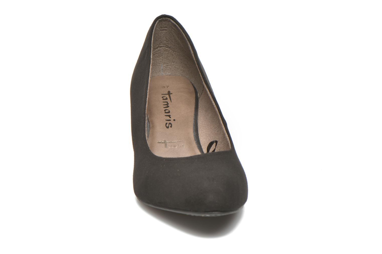 Escarpins Tamaris Ambaville Noir vue portées chaussures