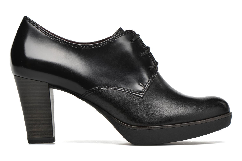 Chaussures à lacets Tamaris Amaryllis Noir vue derrière