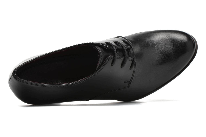 Chaussures à lacets Tamaris Amaryllis Noir vue gauche