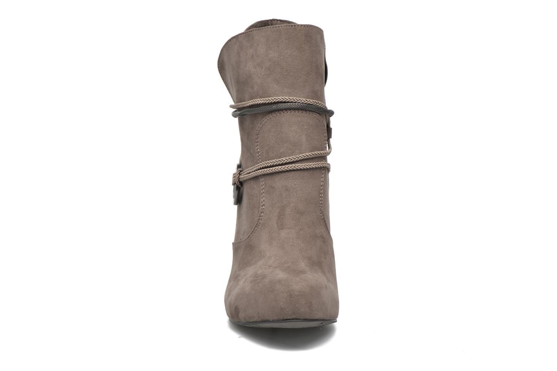 Bottines et boots Tamaris Hoya Beige vue portées chaussures