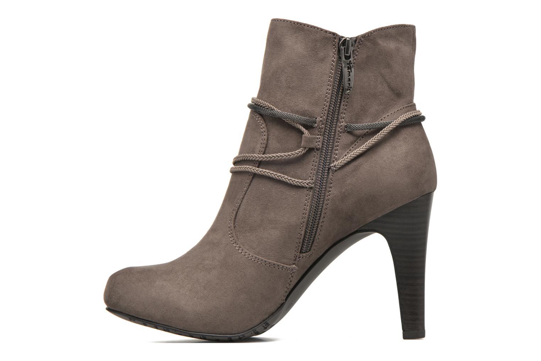 Bottines et boots Tamaris Hoya Beige vue face