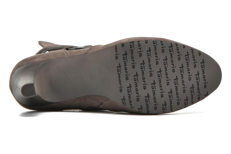 Bottines et boots Tamaris Hoya Beige vue haut