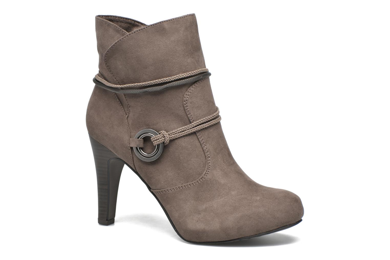 Bottines et boots Tamaris Hoya Beige vue détail/paire