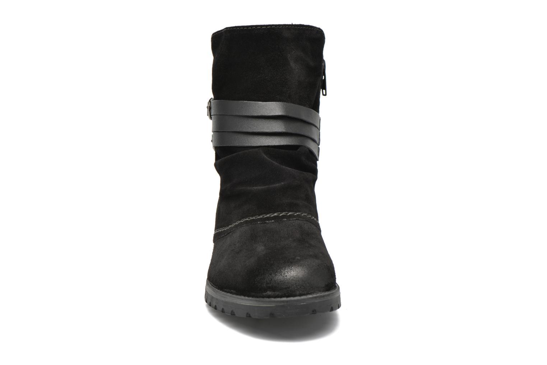 Bottines et boots Tamaris Massonia Noir vue portées chaussures