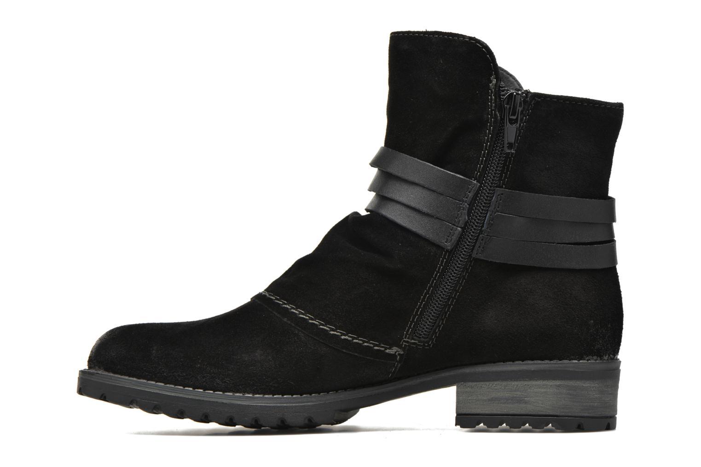 Bottines et boots Tamaris Massonia Noir vue face