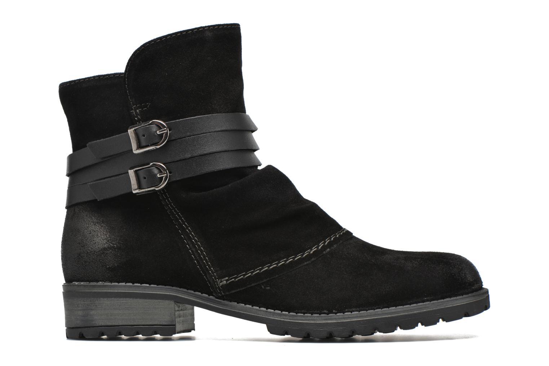 Bottines et boots Tamaris Massonia Noir vue derrière