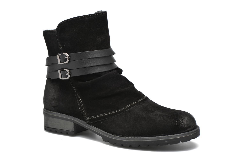 Bottines et boots Tamaris Massonia Noir vue détail/paire
