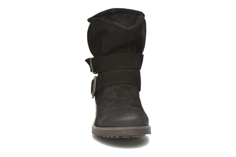 Bottines et boots Tamaris Merremia Noir vue portées chaussures